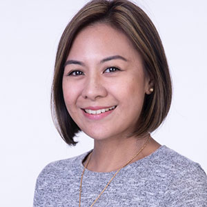 Joyce Zerda speaking at EDUtech Philippines