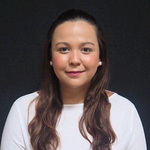 Stephanie Barredo speaking at EDUtech Philippines