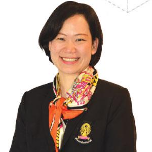 Assoc ProfNatchaThawesaengskulthai Ph.D. speaking at EDUtech Thailand
