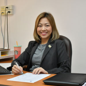 DrChutiporn Anutariya speaking at EDUtech Thailand