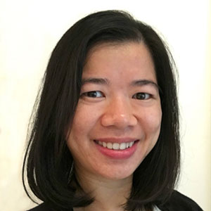 Hang Le speaking at Evidence Pricing and  Access Congress Asia