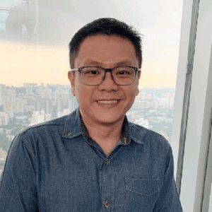 Ng Tiong Say speaking at MOVE Asia