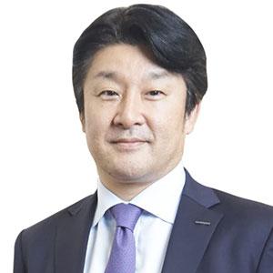 Isao Sekiguchi speaking at MOVE EV