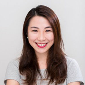 Agnes Li speaking at Seamless Asia