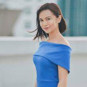 Hiyasmin Neri-Soyao speaking at Seamless Philippines