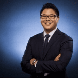 Carlos Alimurung, CEO, ONE Esports speaking at Telecoms World Asia
