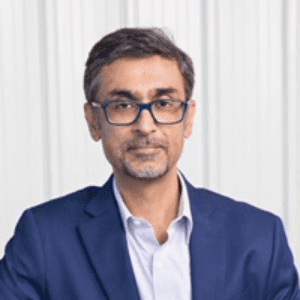 Rajiv Bawa, Chief Business Officer, DTAC speaking at Telecoms World Asia