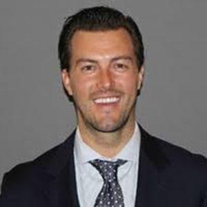 Jared Vegosen speaking at The Trading Show